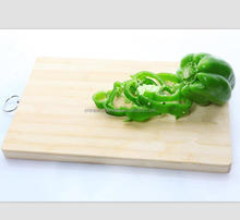 Good quality natural color paulownia wood cutting board