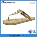 Gold Flip Flops For Women