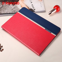 RANVOO Ultra Thin Tablet Flip Shockproof Protective Mini 4 Leather Case Cover for iPad mini 4