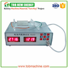 High Accuracy Lab Small Battery Internal Resistance Tester for Li-ion Lead-acid Ni-Cd Ni-MH Battery