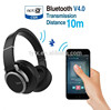 CSR chipset mutipoint handsfree hifi stereo deep bass handband wireless Bluetooth headphone
