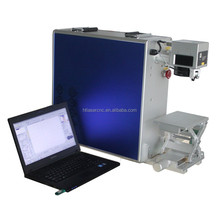 new style portable 30W fiber laser marking machine china supplier laser marking system manufacture