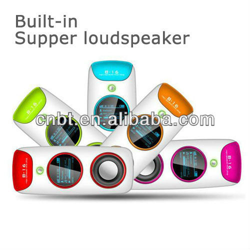 you mp3 converter with built in speaker with high quality
