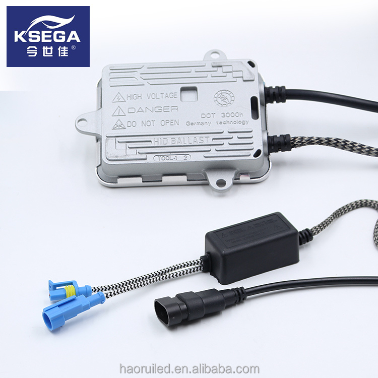 High quality 35w 55w factory price HID Xenon headlight bulb ballast kit