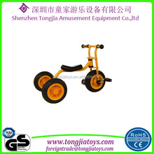 preschool kids bike tricycle children ride on car rubber tires child vehicle