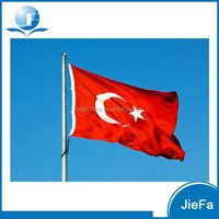 Top Quality 3X5FT Cheap Promotion National Turkey Flag