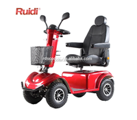 4 Wheel mobility scooter Ruidi mobility scooter R7-X disabled scooter