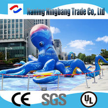 NB-CT2026 NingBang Oxford high quality inflatable animals for advertising