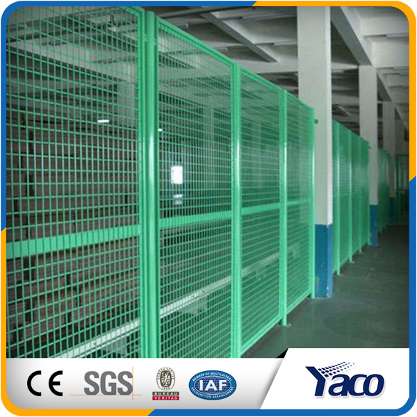 China manufacture best price garden welded wire framework fence panel