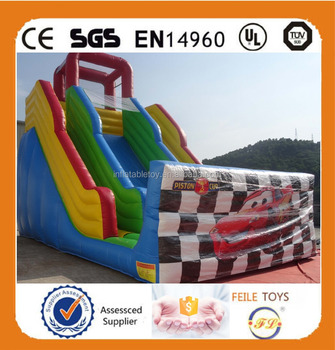 2017 Hot for rental ! Inflatable slide