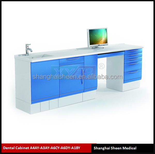 Modern Dental Furniture Cabinet Design