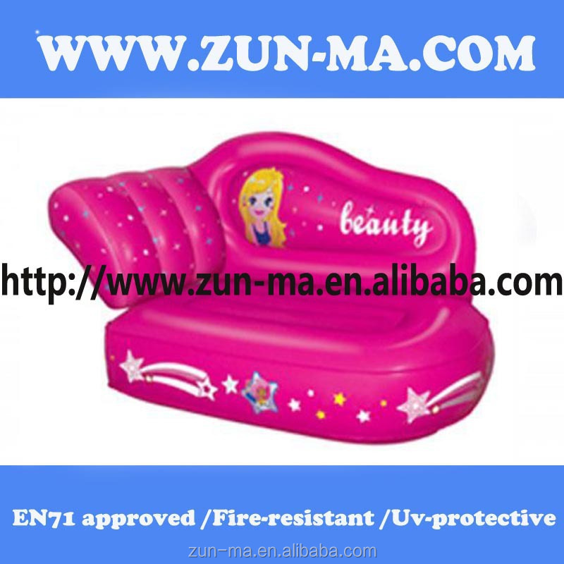 2011 Hot Fashionable Inflatable baby chair for kids