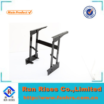 2014 Hot sale Adjustable lift top mechanism for coffee table B09