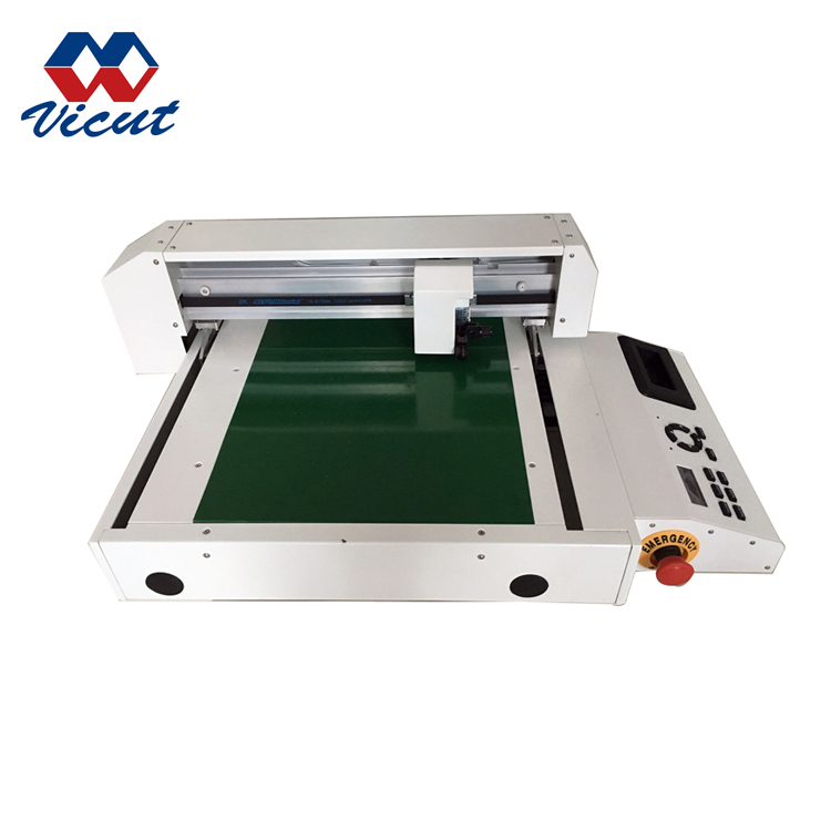 Automatic Flat Bed Cutters/CAD Plotter/flatbed cutting plotter