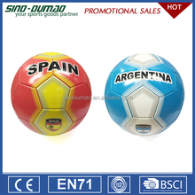 Cheap Sporting Goods Soft Sewing Machine Soccer Ball