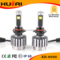 Wholesale 14 months warranty 12v 24v automobile 9005 led headlight bulb for toyota corolla