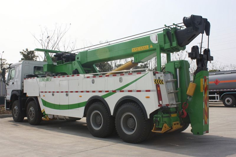 High Quality Road Recovery Truck Wrecker Tow Trucks For Sale