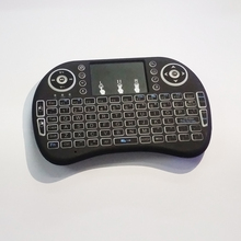 2.4G I8 Wireless Keyboard Fly Air Mouse Remote for Smart TV