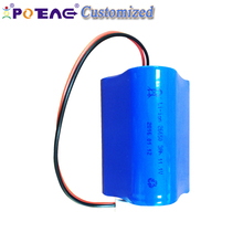 Cheap price 26650 12v 3Ah li-ion power tool replacement battery pack for potable device