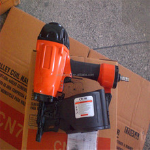 CN70 COIL NAILER & CN70 DRIVER ASSEMBLY FOR WOODEN PALLETS OPERATING