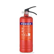 Portable 2KG abc dry chemical 40% powder fire extinguisher for car, CHINA
