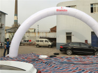 customized logo printing Inflatable Arch