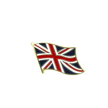 promotional nation flag iron lapel pin for decoration