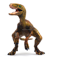 Novelty Plastic Dinosaurs Kingdom Model/Realistic Wild Animals sets Figurine Toy/wholesale Forest Animal Toys
