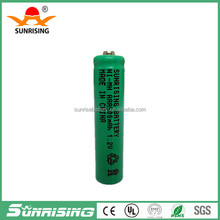 aaa 500mah 1.2v ni-mh rechargeable battery/1.2v nimh aaa recharge battery