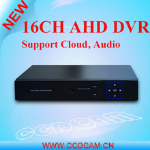 H 264 Sony DVR 16 Channel AHD DVR Support smartphone view