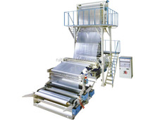 SJ-C series single layer high speed polyethylene film blowing machine plastic film extruder of sale