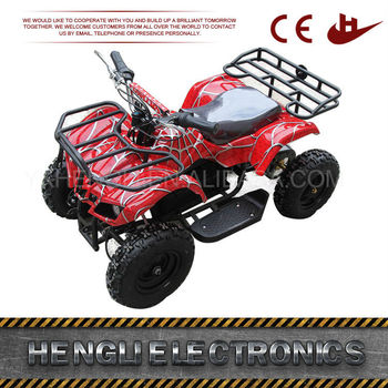 High quality 4x4 automatic quad bikes for sale