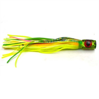 PVC skirts trolling lure for big game fishing Marlin