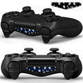 Newest custom game design for PS4 Led Light Bar skin high quality waterproof sticker
