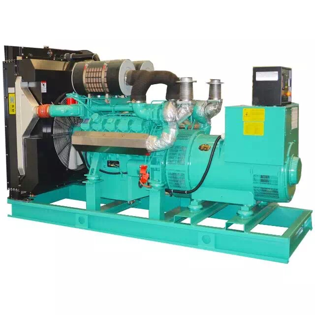 AC 3 Phase output diesel generator low fuel consumption remote control power plants made in China by Cummins engine