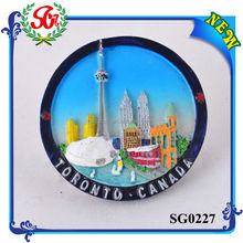 SG0227 tourist souvenir fridge magnet Canada Fridge Magnet Wholesaler