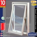 Competitive Price Aluminium top hung window comply with AS/NZS2047 AS/NZS2208 & AS/NZS1288 for sale