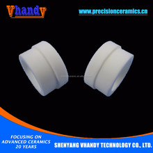 VHANDY oem China factory 95% al2o3 advanced auto insulated alumina ceramic gas heater parts