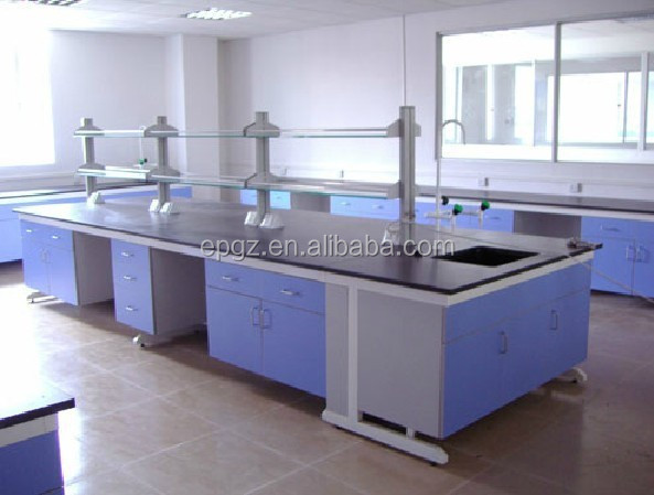 School Science Lab Equipment, School Lab Work Bench
