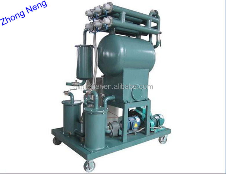 Stronge Vacuum Transformer Oil Purifier Machine For Transformer On Line