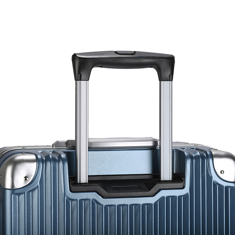 Wholesale Eco-Friendly Capacious Hard Side Polycarbonate Luggage Trolley