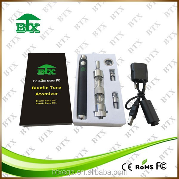 Hot selling nice shape best quality e cig starter kit wax vaporizer smoking device