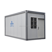 Shanghai prefab beach house mobile modular container house for sale