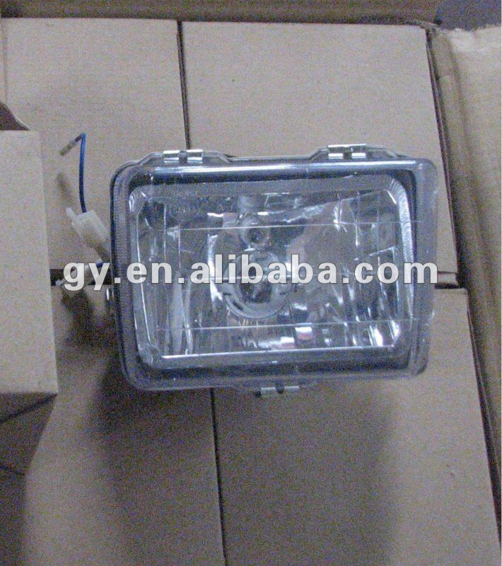 motorcycle parts, front head light