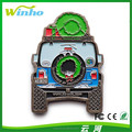 Winho custom enamel car badge