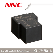 Clion miniature electronic relay 30a NNC67E T90(JQX-15F) 6pin 30A 12v relays pcb mount timer relay