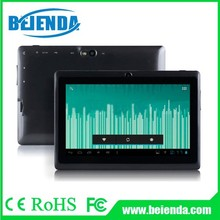 7 inch Dual Camera Dual core Larger Battery Q88 Android Tablet PC