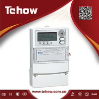 Remote control electrical energy meter factory good price