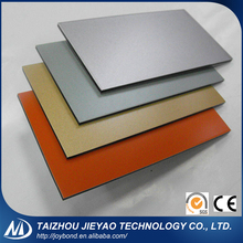 Trade Assured Waterproof Exquisite Decorative Building Material Exterior Wall Cladding Aluminum Composite Panel Acp