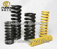 Recoil Spring excavator for track adjuster recoil spring assembly hitachi/kobelco/hyundai/volvo/sumitomo/Doosan/deawoo